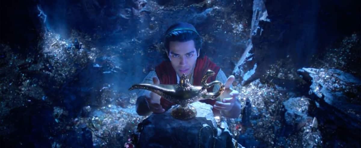 El live-action de Aladdin libera teaser tráiler de la nueva adaptación