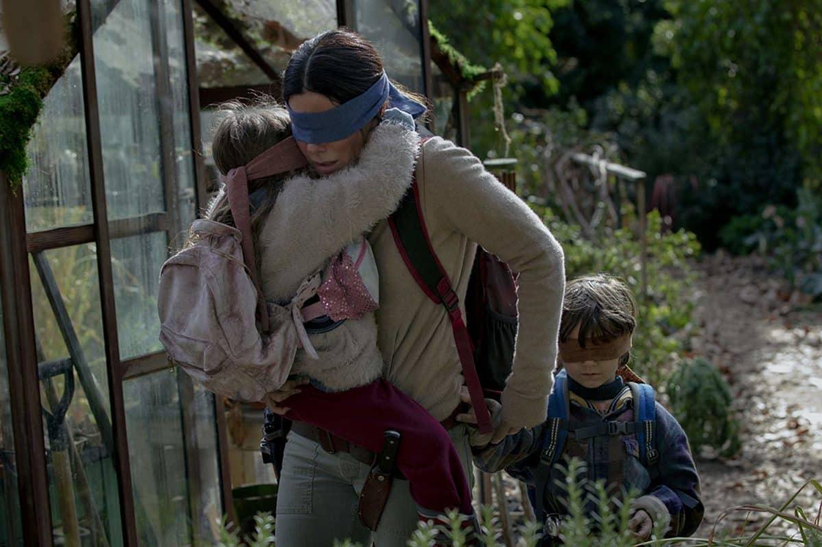 El thriller post-apocalíptico Bird Box, lo más nuevo de Sandra Bullock, presenta tráiler vía Netflix