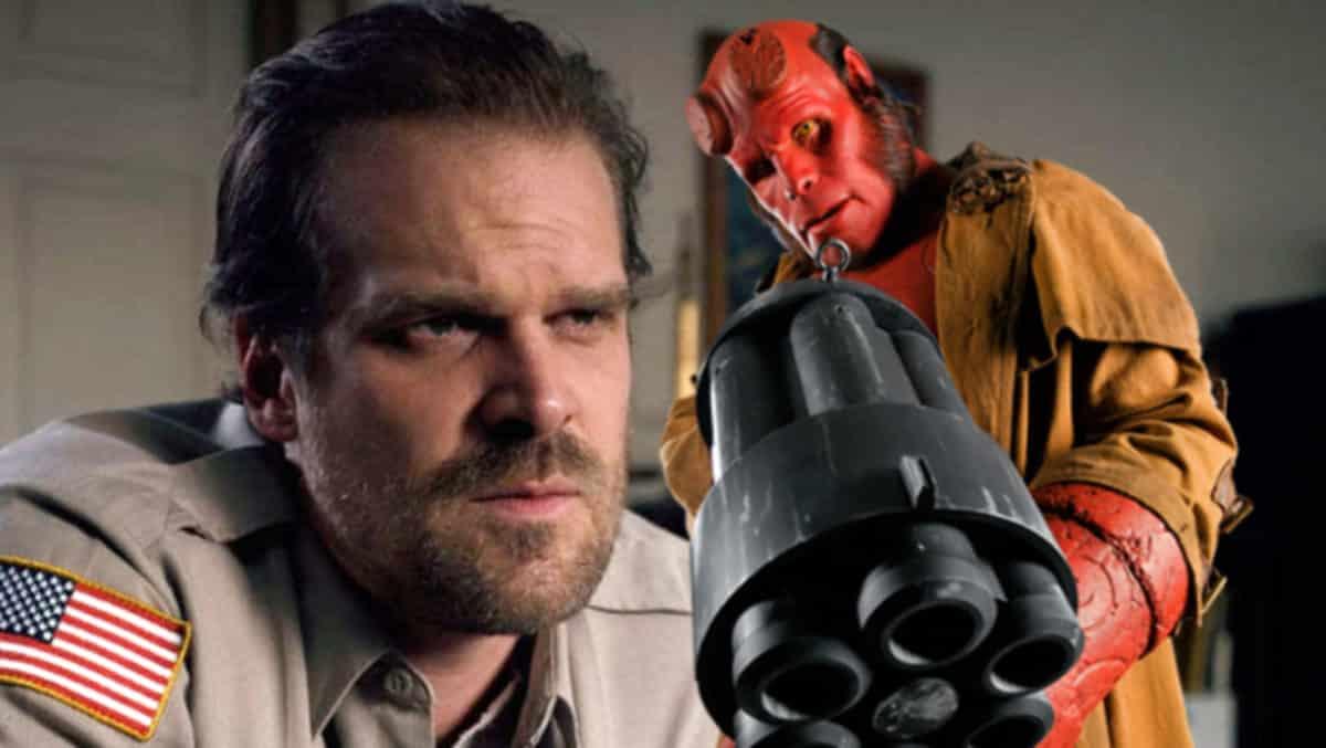 """El reboot de Hellboy revela póster """"legendario"""" previo a panel en NYCC"""