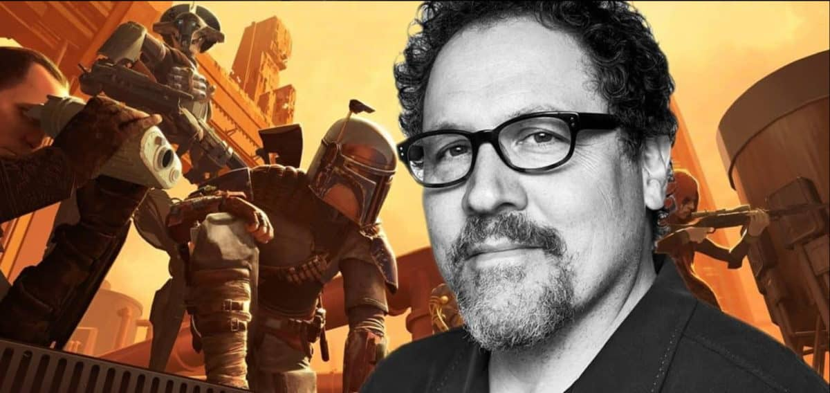 The Mandalorian: Jon Favreau revela título y trama de serie Star Wars en acción viva