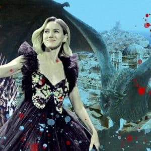 Naomi Watts protagonizará serie precuela de Game of Thrones