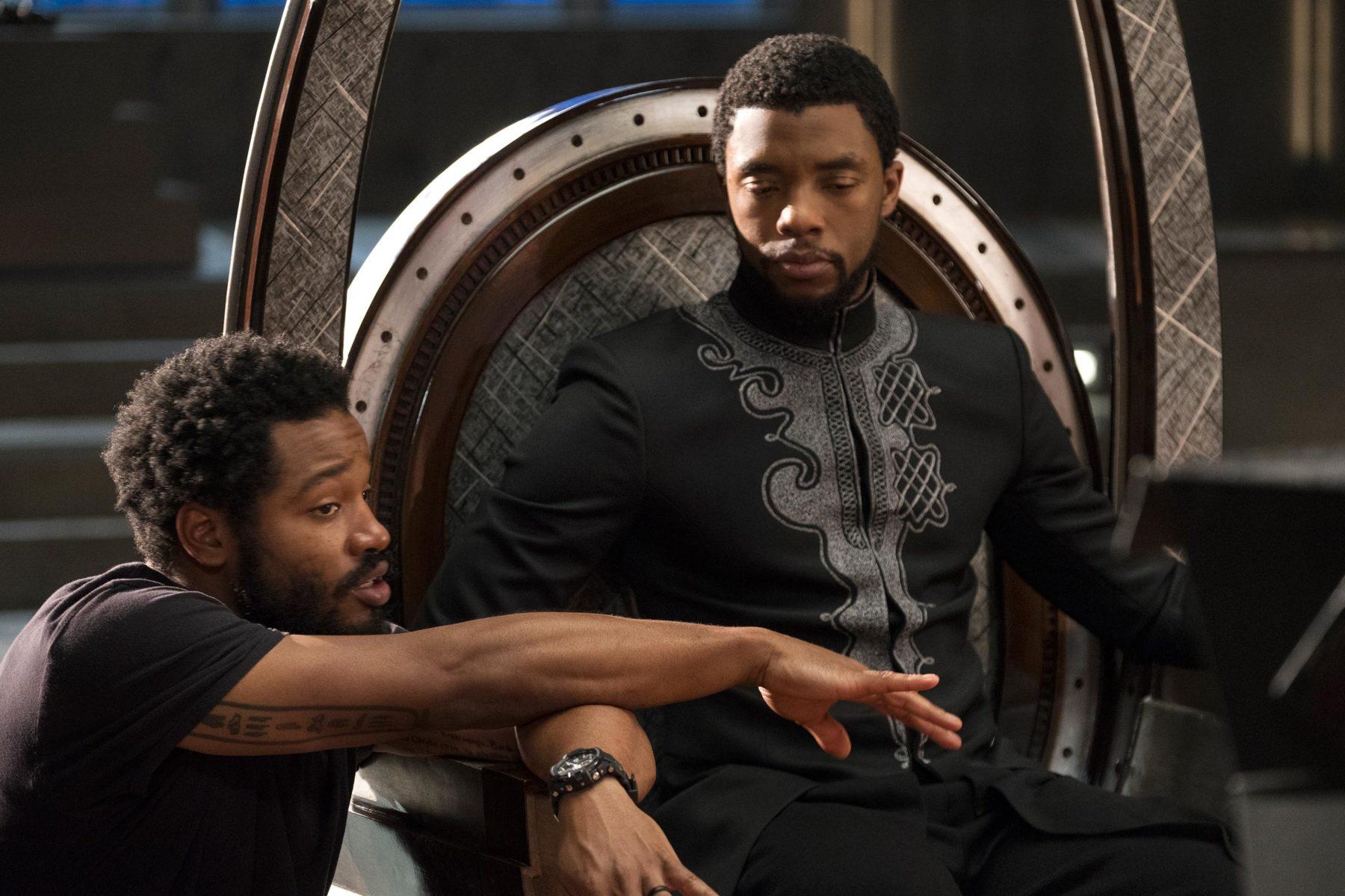 El director de Black Panther 2 da sus primeras impresiones