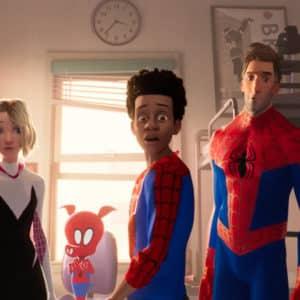 Tráiler de Spider-Man: Into the Spider-Verse presenta a Spider-Ham, Spider-Man Noir y Penny Parker