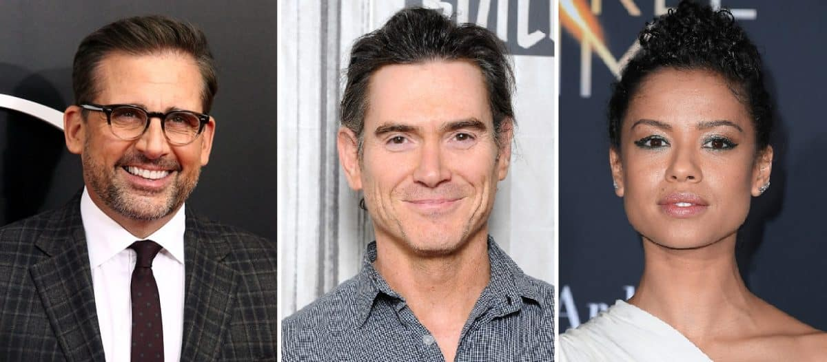 Steve Carell, Billy Crudup y Gugu Mbatha-Raw se unen a serie de Reese Witherspoon y Jennifer Aniston y Apple