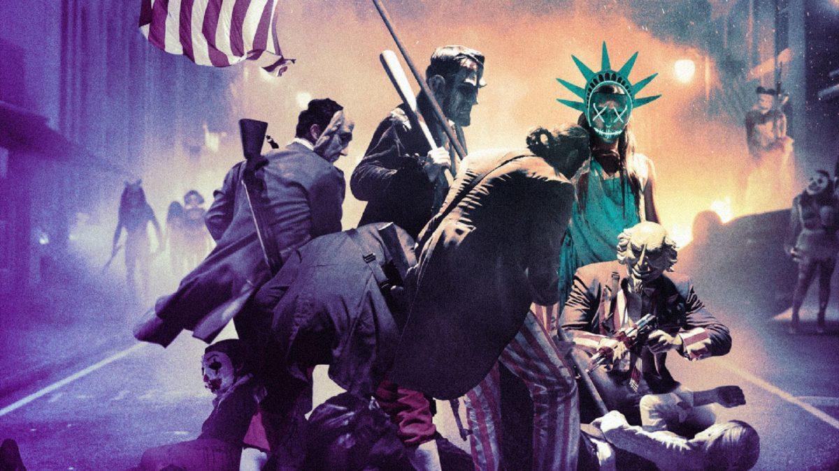 La saga The Purge terminará con siguiente película declara James DeMonaco