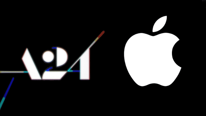 A24 producirá múltiples filmes para Apple en acuerdo plurianual