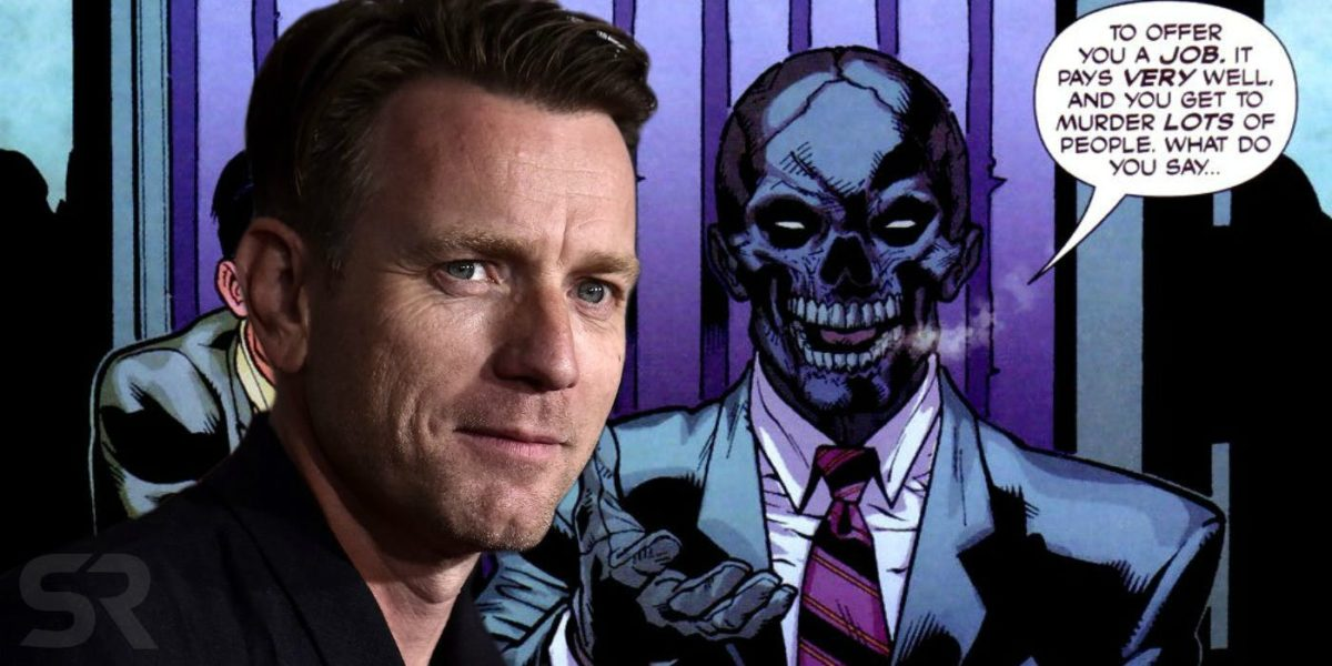 Birds of Prey ficha a Ewan McGregor como el villano Black Mask en el spinoff