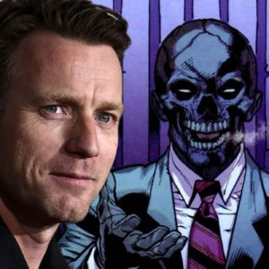 Birds of Prey ficha a Ewan McGregor como el villano Black Mask
