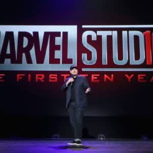 Kevin Feige explica porqué Marvel Studios tiene escenas postcréditos