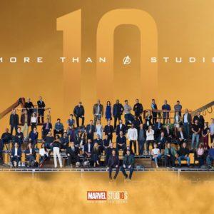 10 años de Marvel Studios en 10 concep arts