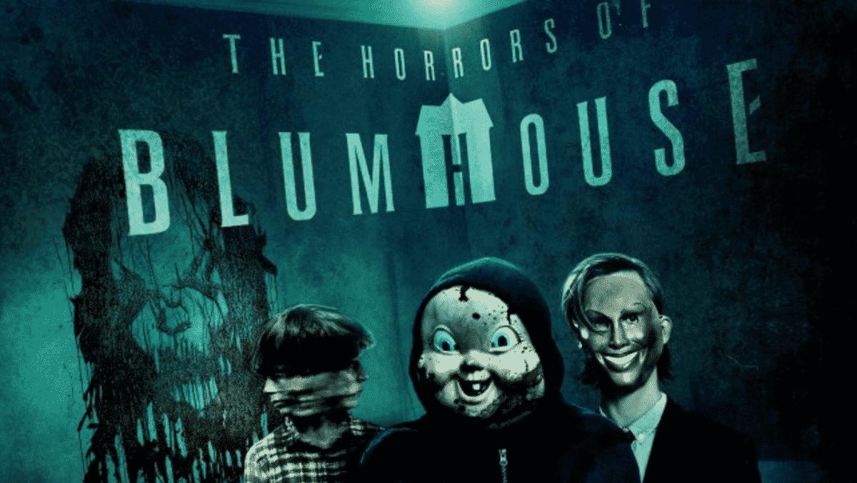 Blumhouse y Amazon preparan universo cinematográfico de terror