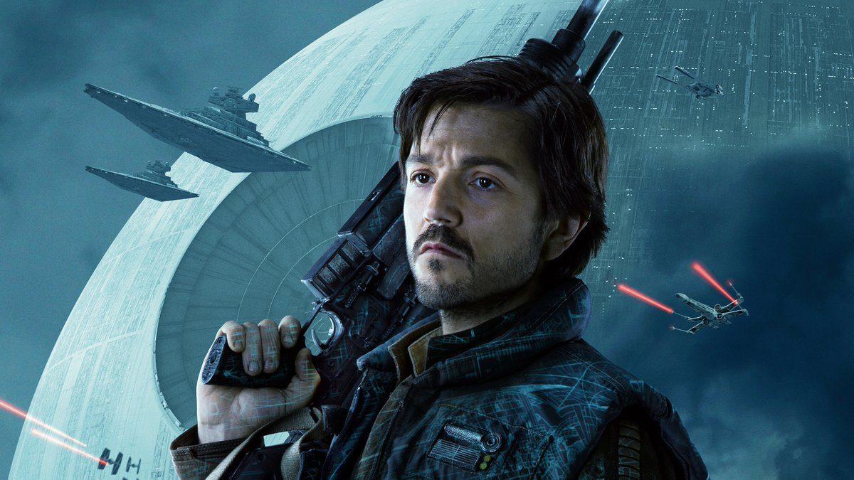 Diego Luna regresa al universo Star Wars en nueva serie de Disney+ el servicio de streaming