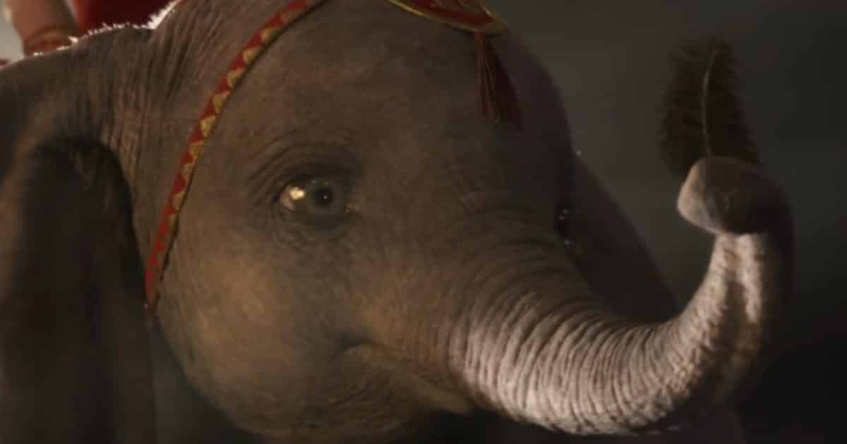 El remake en acción viva de Dumbo de Tim Burton libera tráiler completo a través de Disney