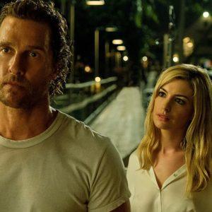 El thriller Serenity lanza nuevo tráiler con Anne Hathaway y Matthew McConaughey