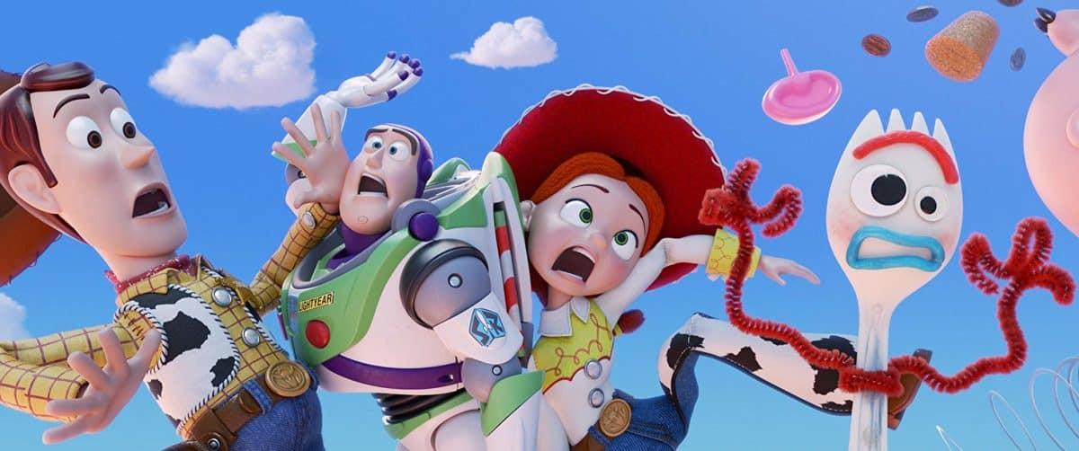 ¡Toy Story 4 libera primer teaser tráiler! a través de Disney