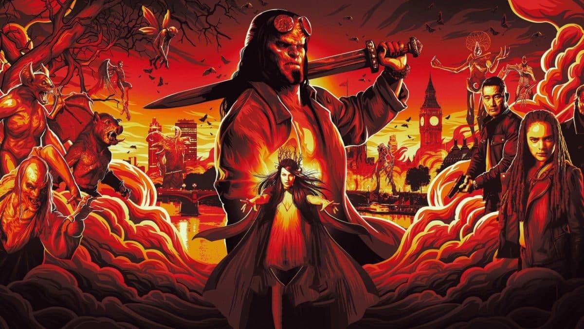 Lionsgate libera primer tráiler del reboot de Hellboy sorprendiendo al público