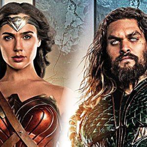 Ronda DC - Aquaman 2, Superman Lives y Wonder Woman 1984