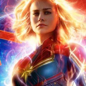 ¡Captain Marvel libera segundo tráiler y póster oficial!