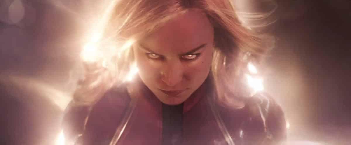 ¡Captain Marvel libera segundo tráiler y póster oficial! tras el salto