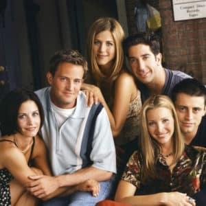 Friends se queda en Netflix en 2019
