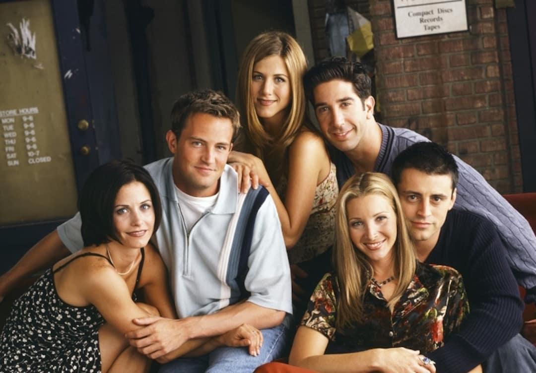 Friends se queda en Netflix en 2019 para todos los suscriptores