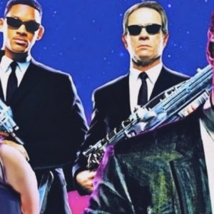 Men in Black International libera primera imagen oficial con Chris Hemsworth y Tessa Thompson
