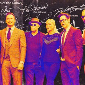 Salen a la luz más detalles del guion de James Gunn para Guardianes de la Galaxia Vol 3
