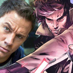 Channing Tatum, ¿algo más que el protagonista de Gambit?