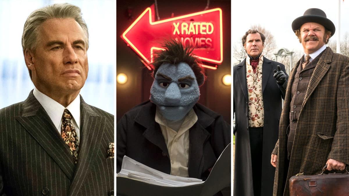 Razzies 2019: Lista completa de nominados a lo peor del cine de 2018