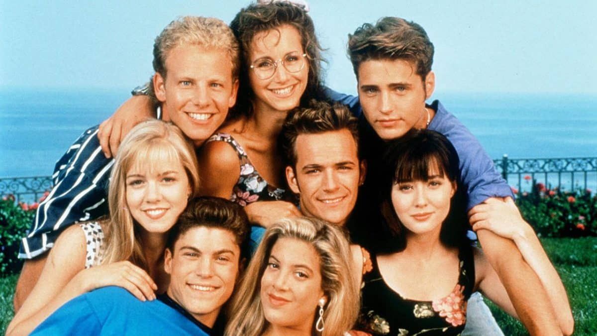 Fox ordena revival de Beverly Hills 90210 con elenco original