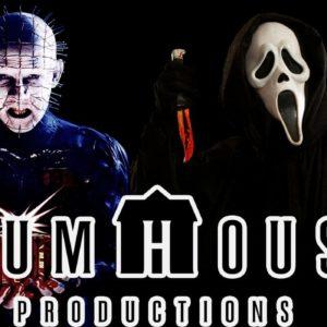 Blumhouse considera revivir las sagas Scream y Hellraiser