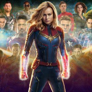 Capitana Marvel liderará el Universo Marvel a partir de ahora