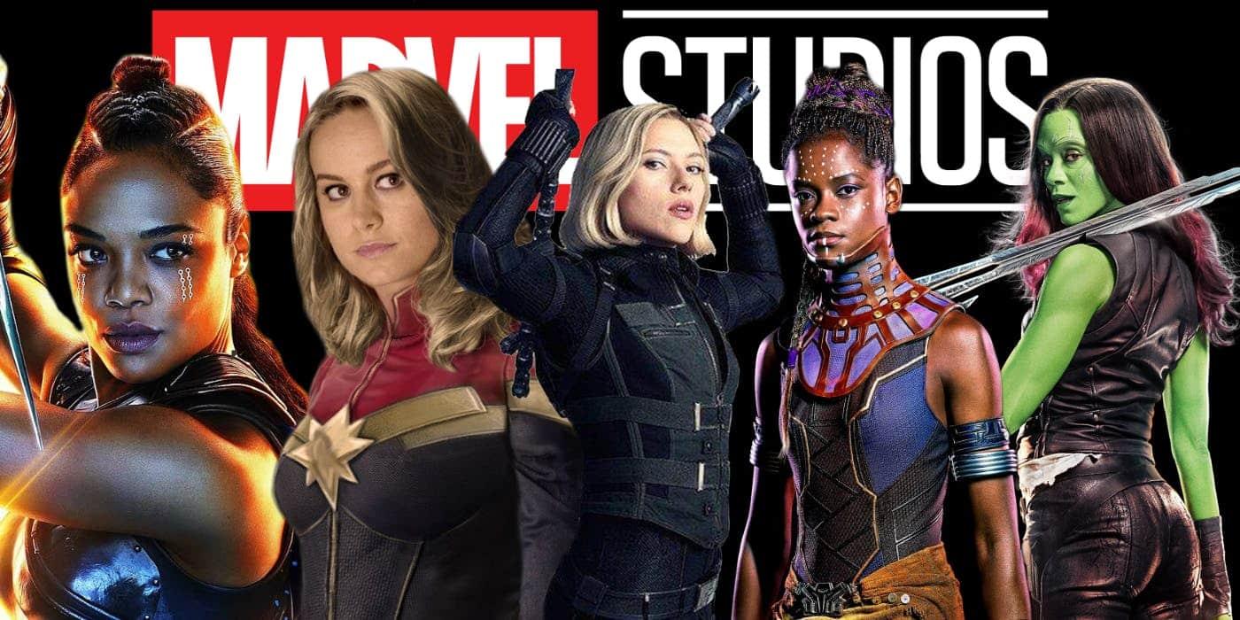 Brie Larson opina sobre una película con las superheroínas de Marvel