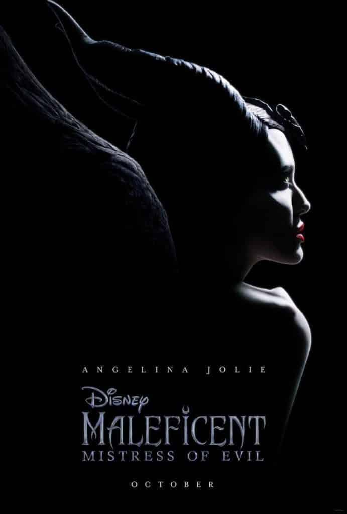 Maleficent: Mistress of Evil libera póster y nuevo lanzamiento en cines este 2019