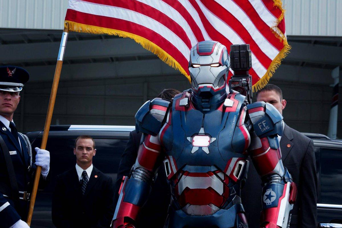 La película de Máquina de Guerra que iba a hacer Marvel
