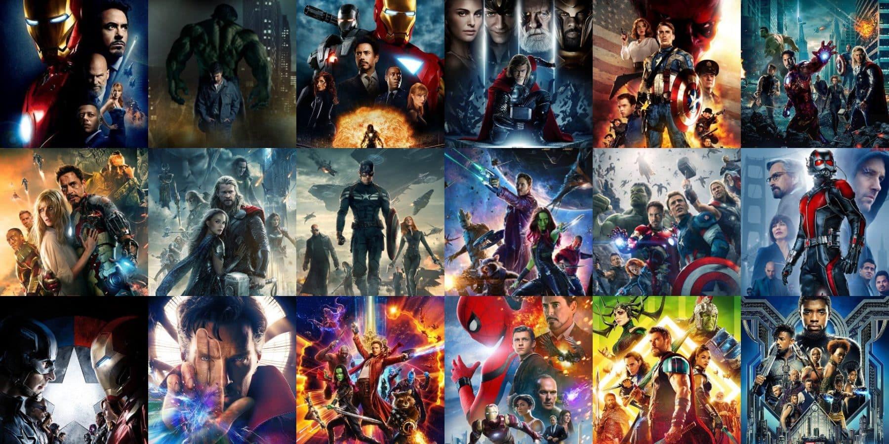 ¿Quieren ganar dinero viendo todas las películas de Marvel?