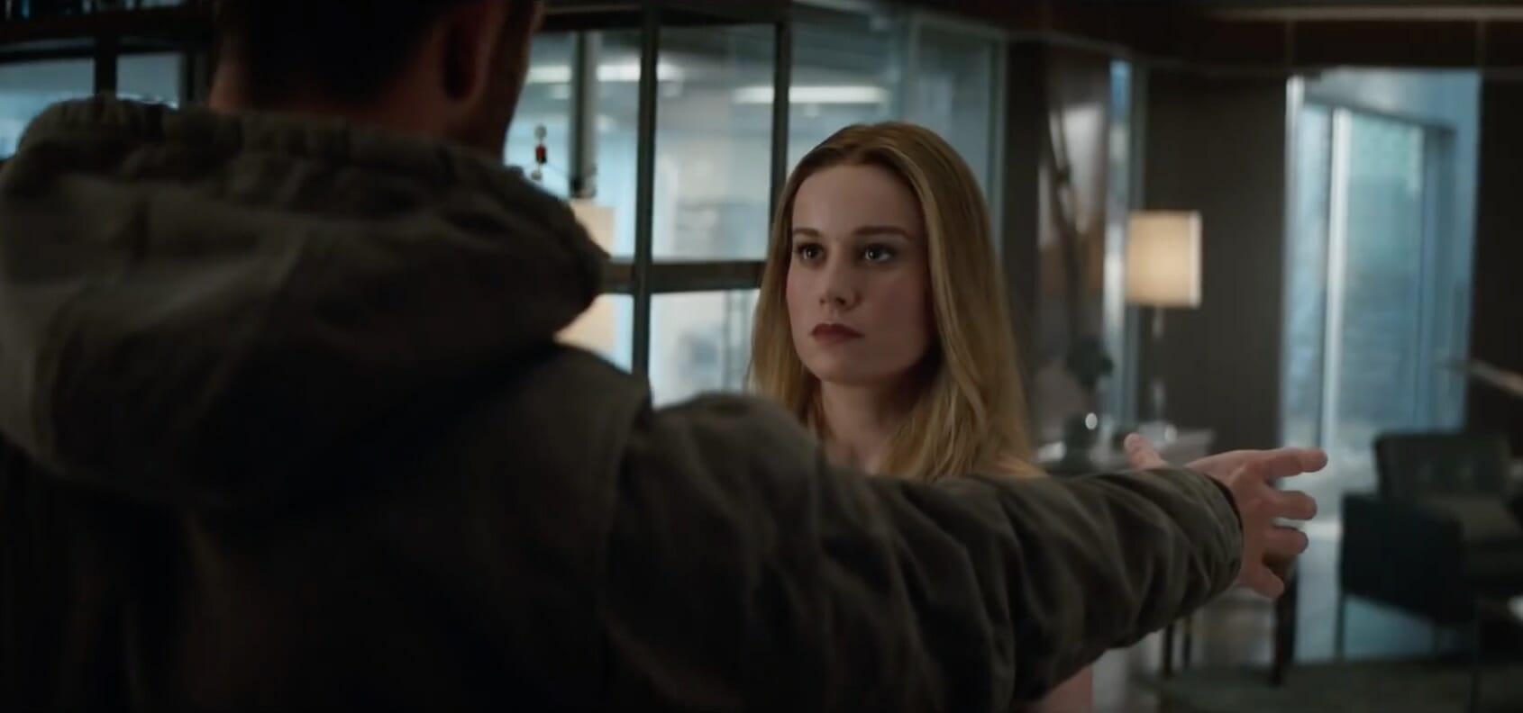 Avengers: Endgame revela emocionante clip promocional en GMA