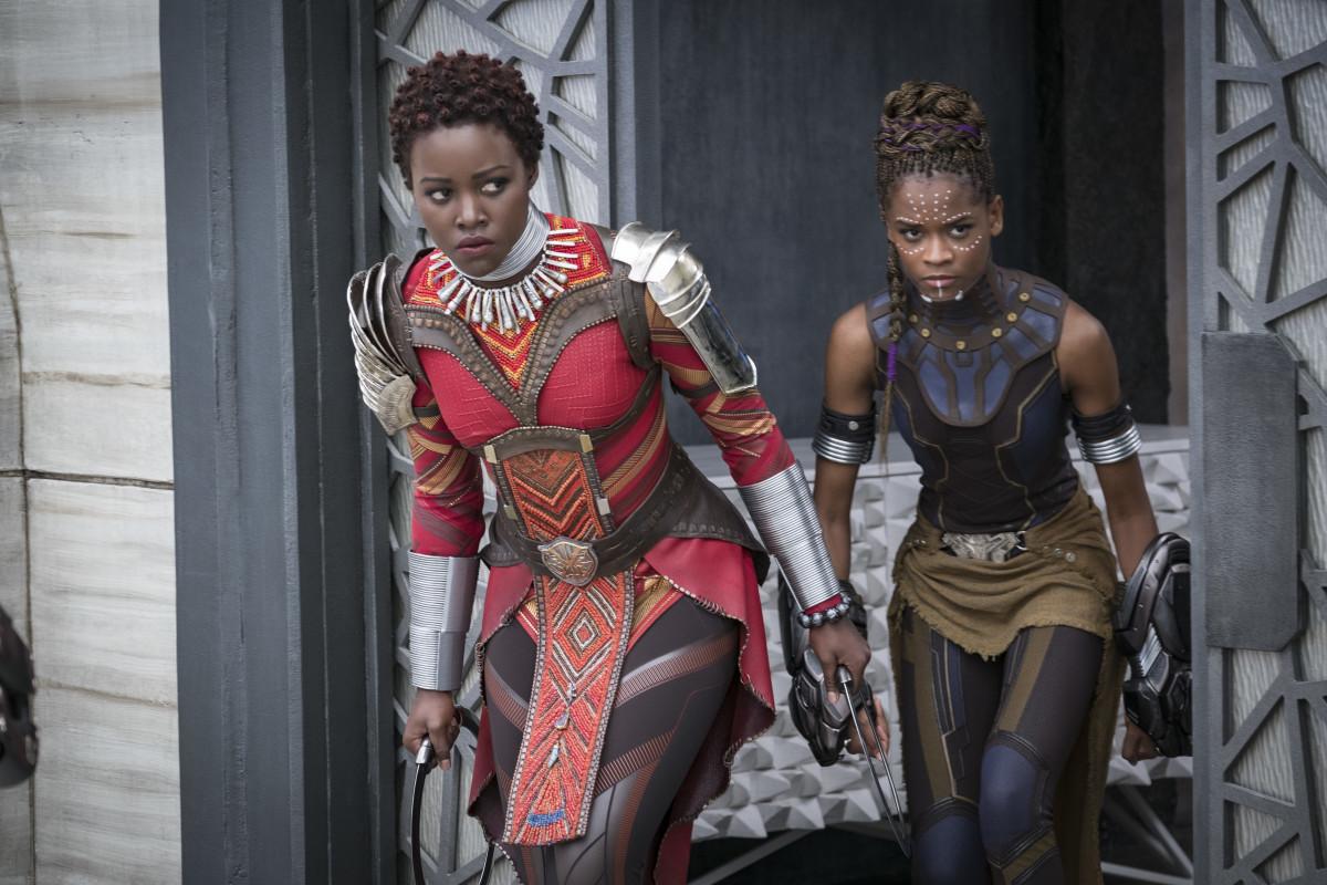 ¿De qué depende Black Panther 2? Letitia Wright responde