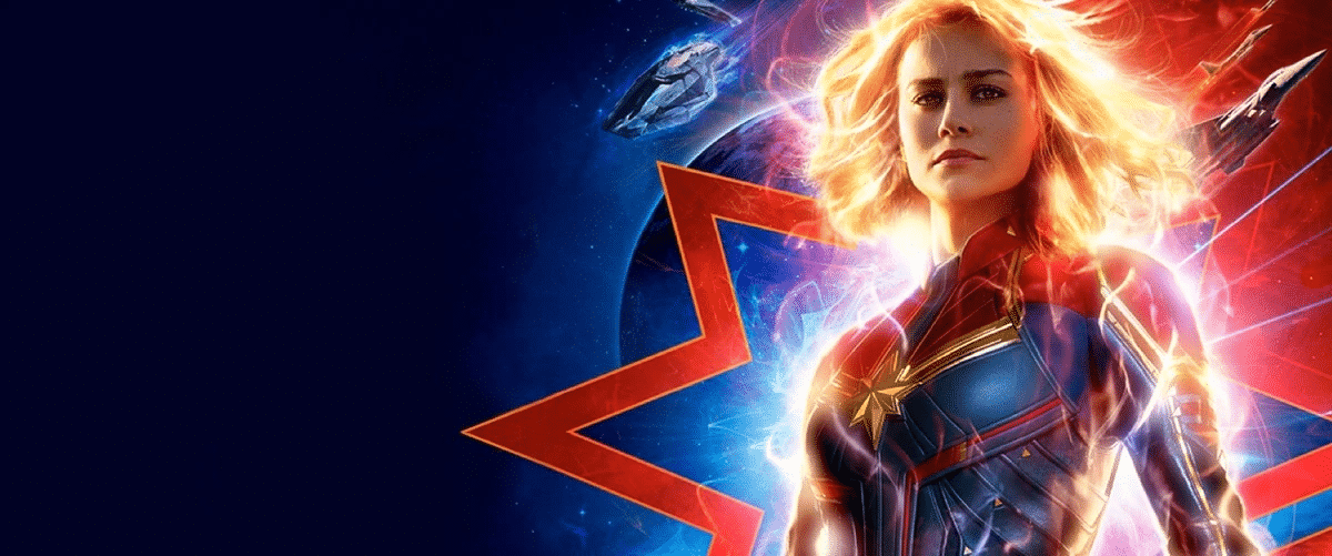 Captain Marvel continúa con total dominio taquillero global y récords