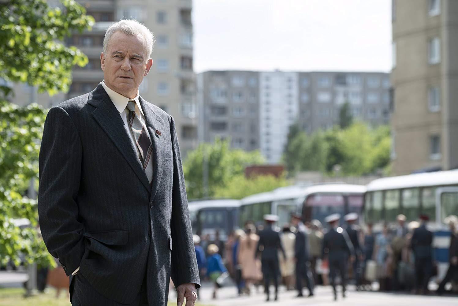 HBO presenta escalofriante tráiler de su nueva miniserie Chernobyl el desastre nuclear
