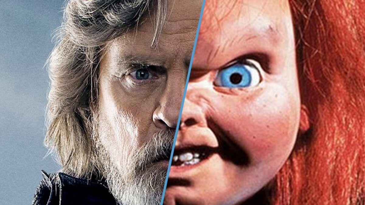 Mark Hamill será la voz de Chucky en reboot de Child's Play