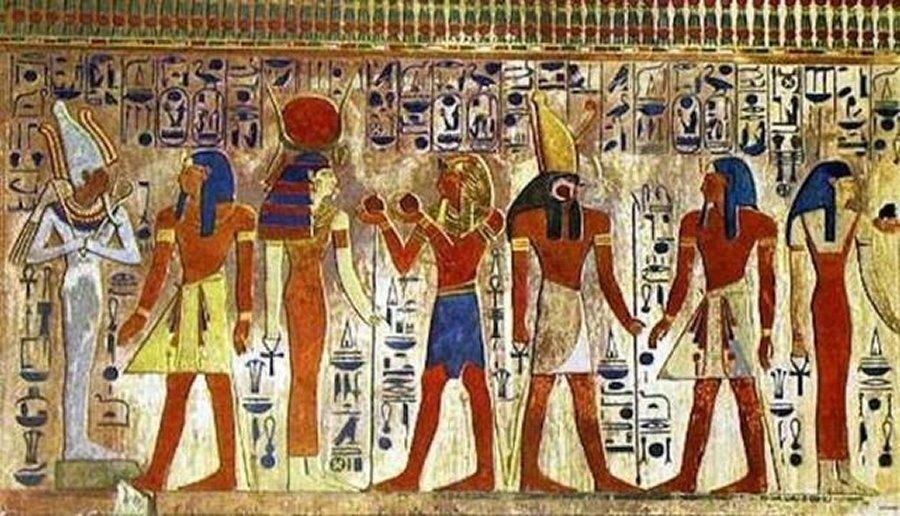 Cinco películas sobre el Antiguo Egipto