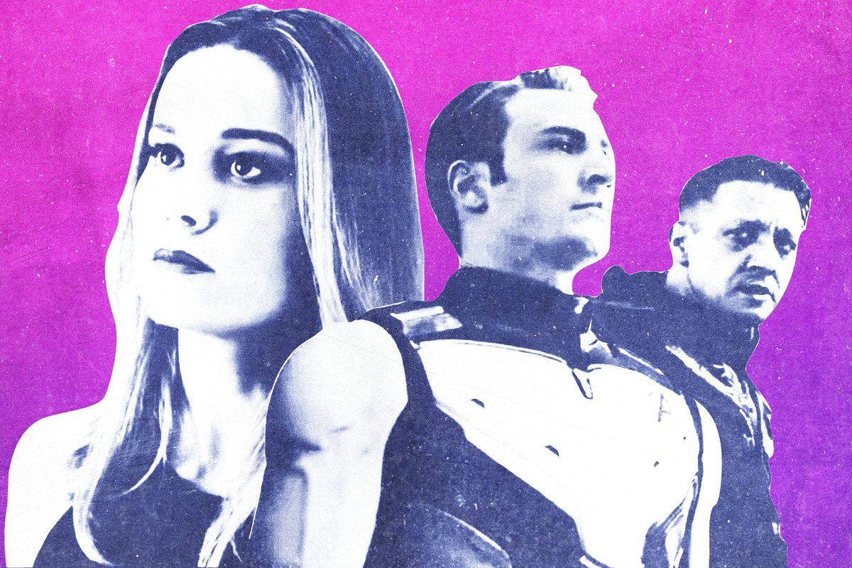 Avengers: Endgame - X-Men, los trajes blancos y Capitana Marvel