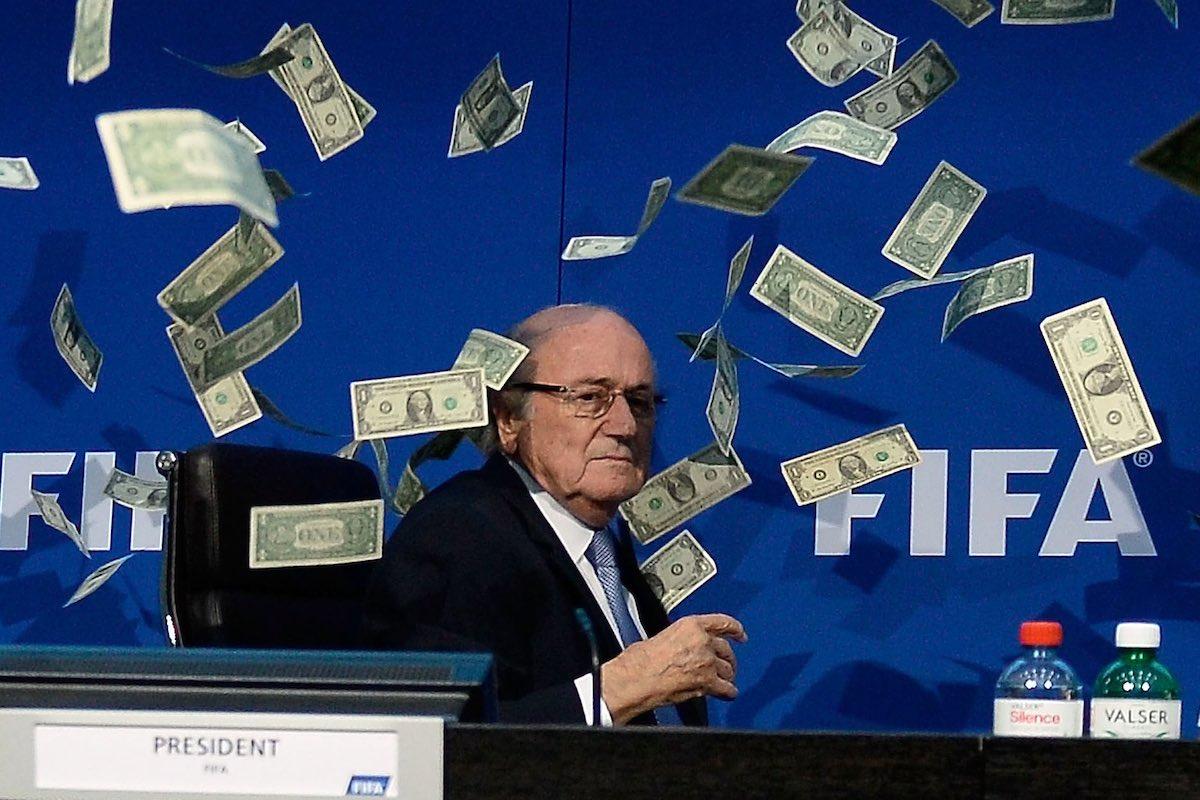 Amazon Prime Video prepara serie sobre el escándalo FIFA Gate