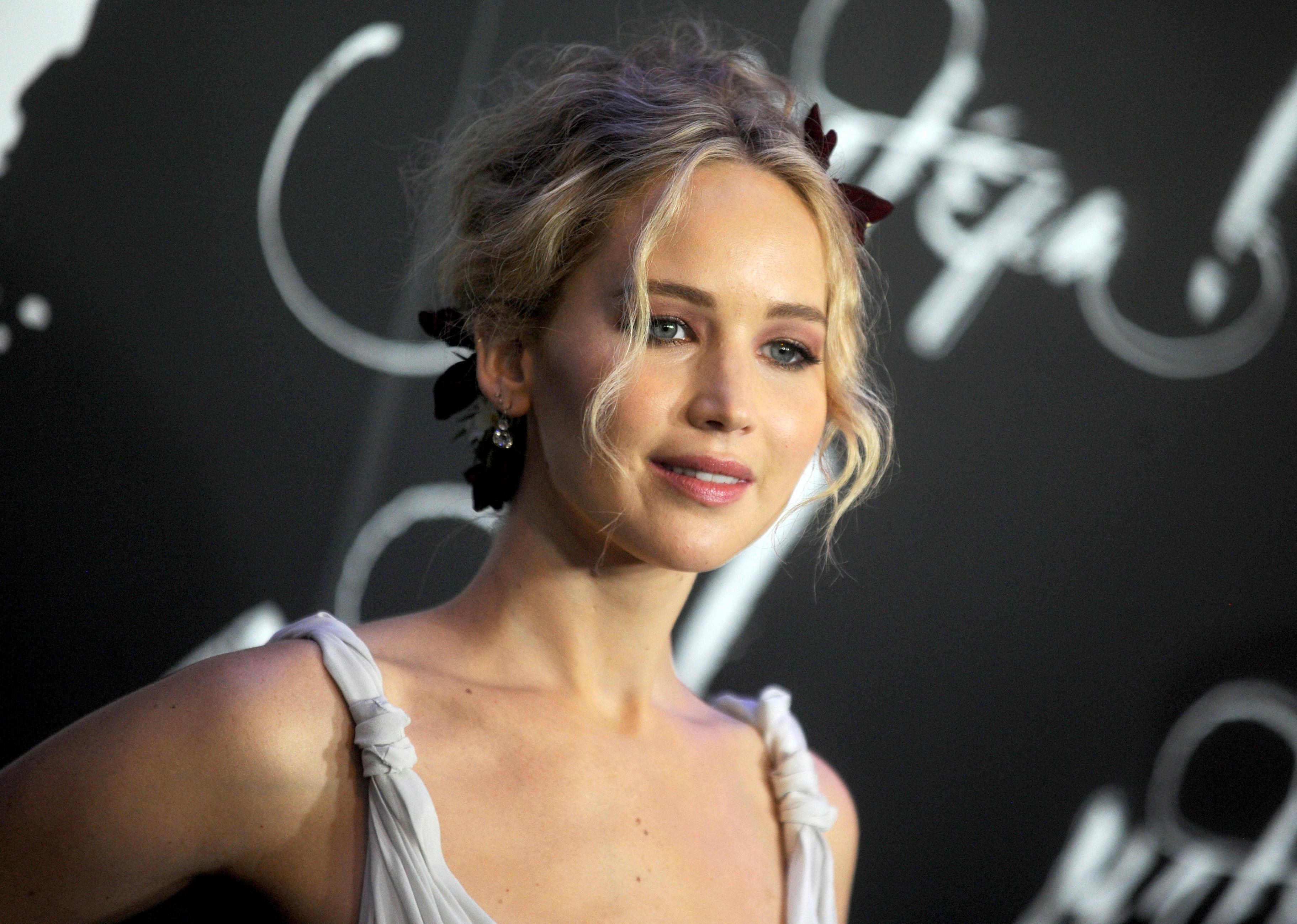 Jennifer Lawrence protagonizará proyecto secreto de A24 y IAC Films