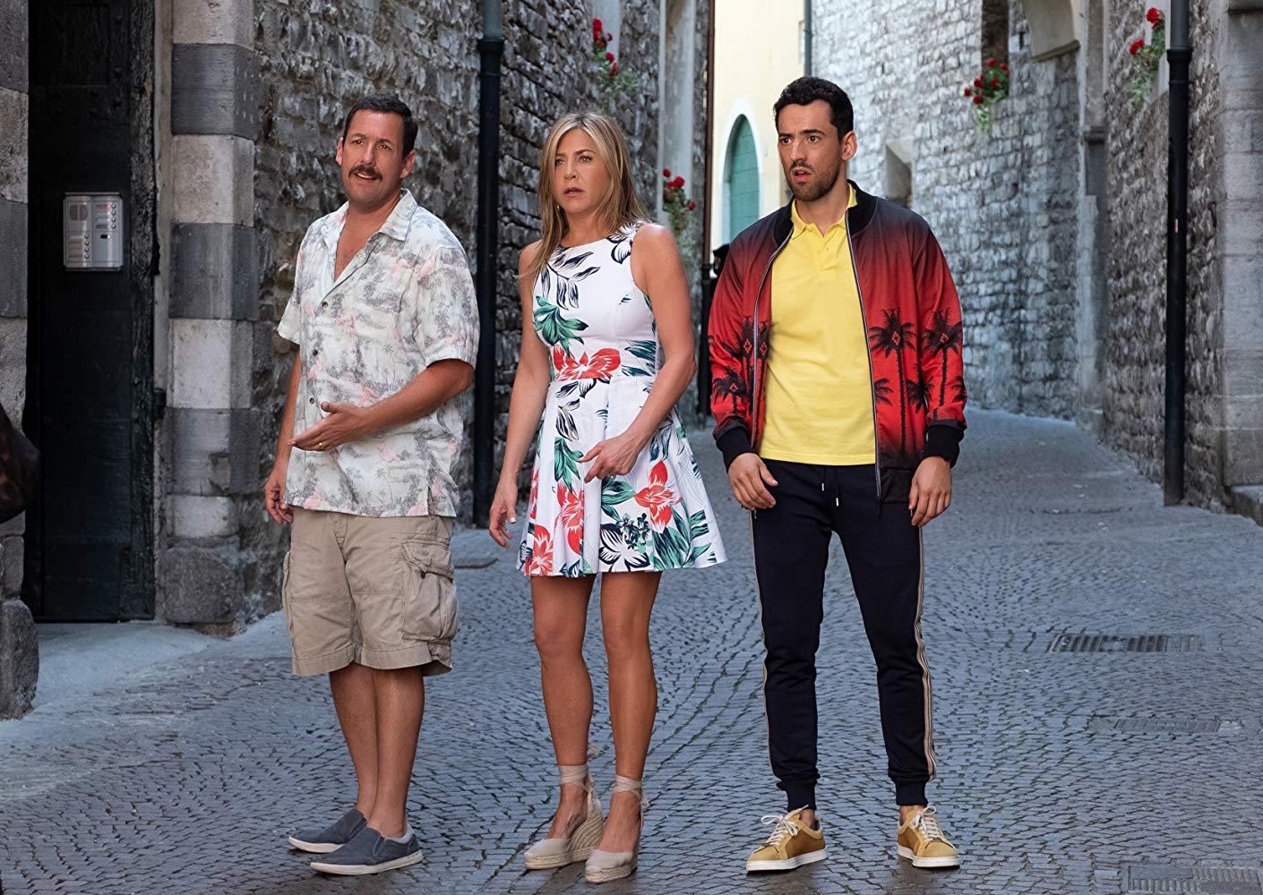 Murder Mystery de Netflix libera avance con Jennifer Aniston y Adam Sandler de cara a estreno