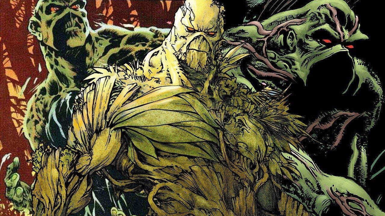 La serie Swamp Thing de DC Universe cancela su producción inesperadamente