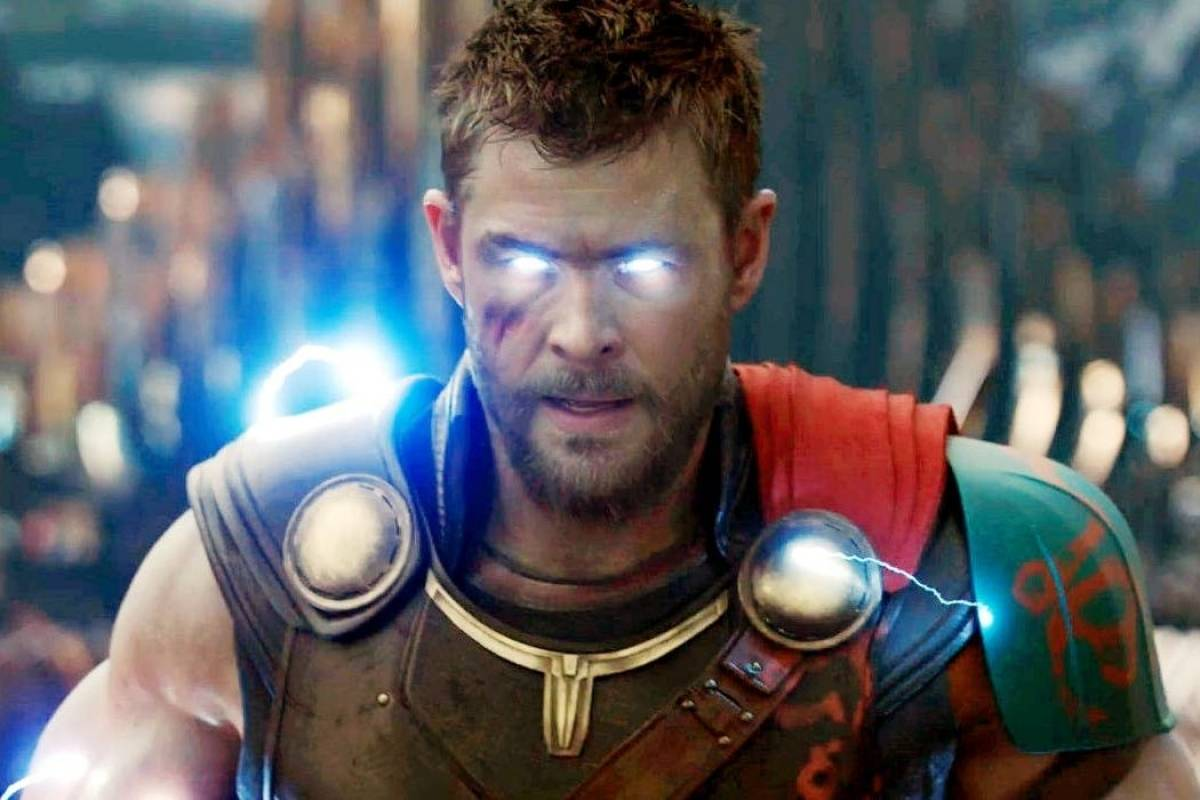 Cómo Marvel Studios cambió la vida de Chris Hemsworth