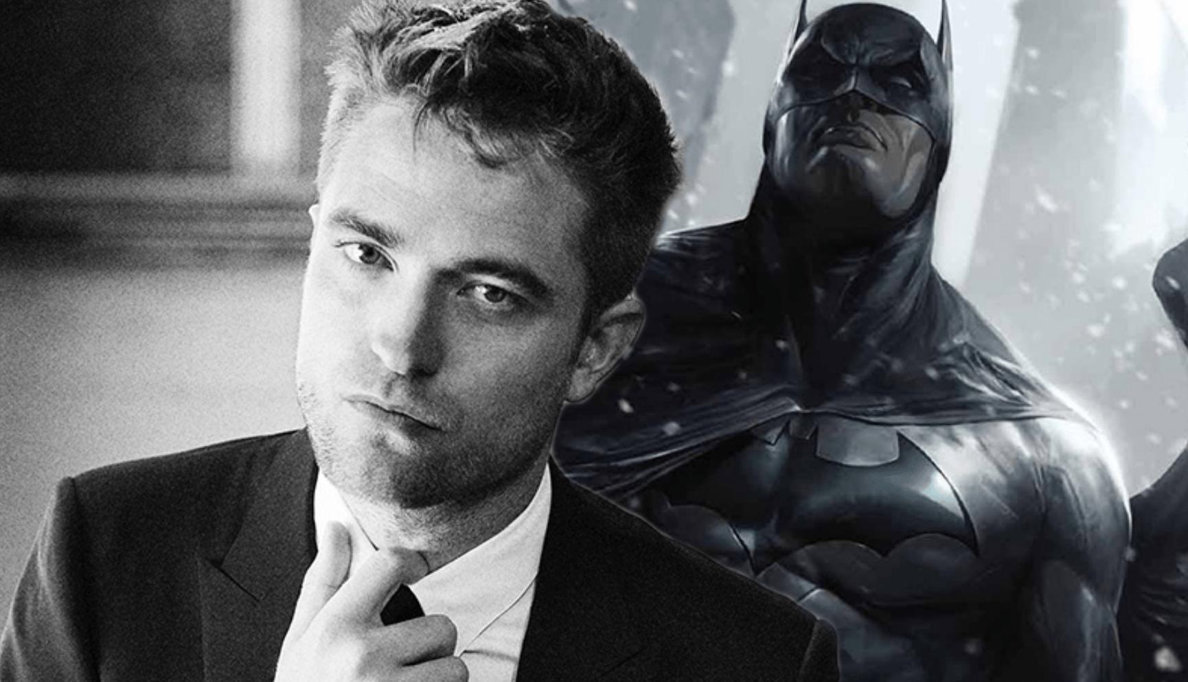 OFICIAL: Robert Pattinson será el nuevo Batman de Matt Reeves y Warner Bros