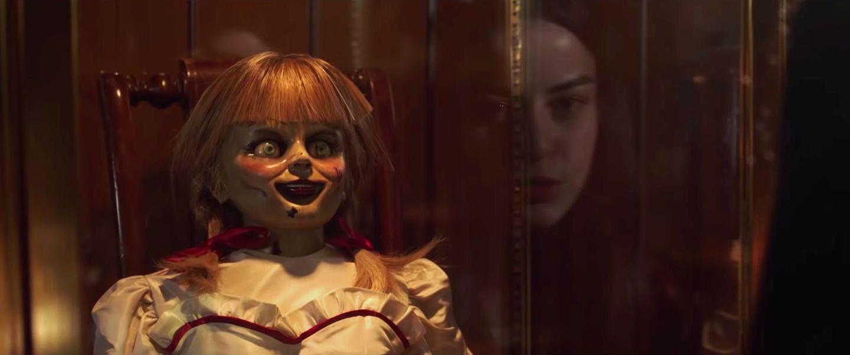 Annabelle Comes Home adelanta su estreno en cines del mundo